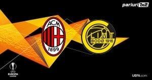 AC Milan - Bodo Glimt