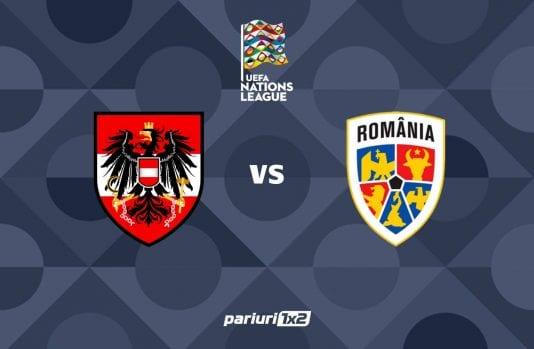 Austria - Romania