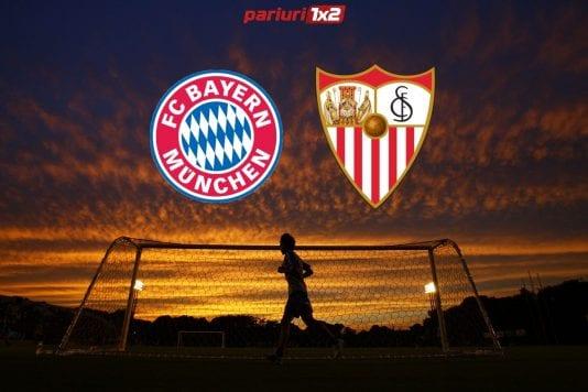 Bayern Munchen - FC Sevilla