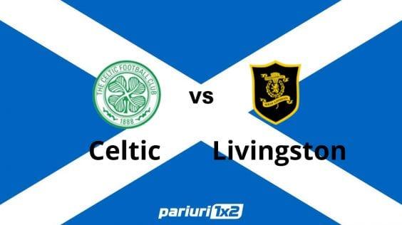 Ponturi fotbal » Celtic – Livingston | O singura victorie pentru oaspeti, in 26 de meciuri directe! Cota 1.49 are acoperire in Scotia
