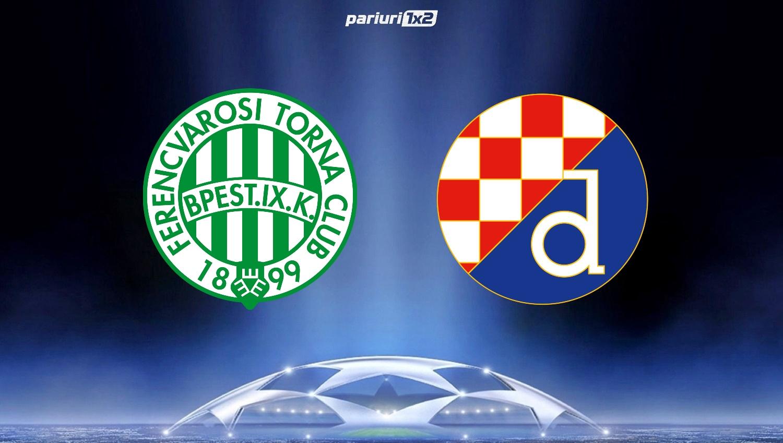 Ferencvaros - Dinamo Zagreb