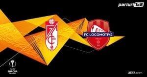 Pariuri fotbal » Granada – Lokomotiv Tbilisi: Ibericii, fata in fata cu echipa care a eliminat Craiova!