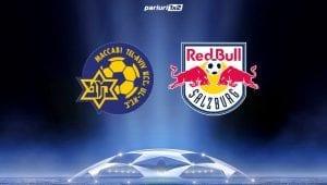 Maccabi Tel-Aviv - RB Salzburg