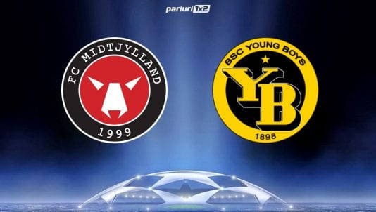 Midtjylland - Young Boys