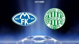 Molde - Ferencvaros