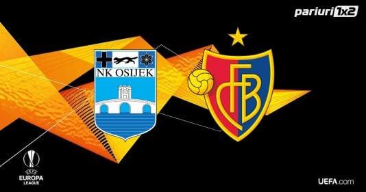 NK Osijek - FC Basel