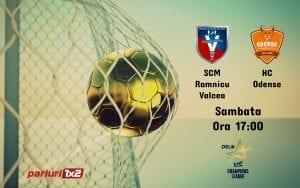 Pariuri handbal » SCM – Odense: Misiune dificila pentru oltence!