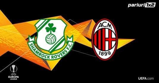 Shamrock Rovers - AC Milan