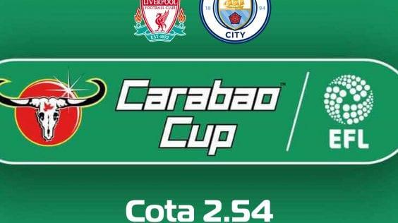 Ponturi fotbal » Cota 2.54 formata din meciurile lui Liverpool si Manchester City, in Cupa Ligii Angliei!