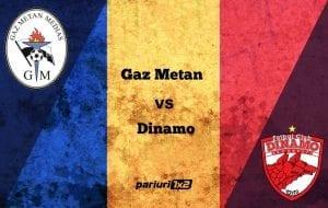 """Pariuri fotbal » Gaz Metan Mediaș – Dinamo București » """"Câinii"""", în căutarea primei victorii în acest campionat!"""