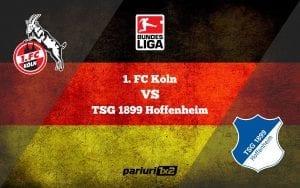 "Pariuri fotbal » Koln – Hoffenheim: TSG vine pe arena ""tapilor"" cu un nou antrenor!"