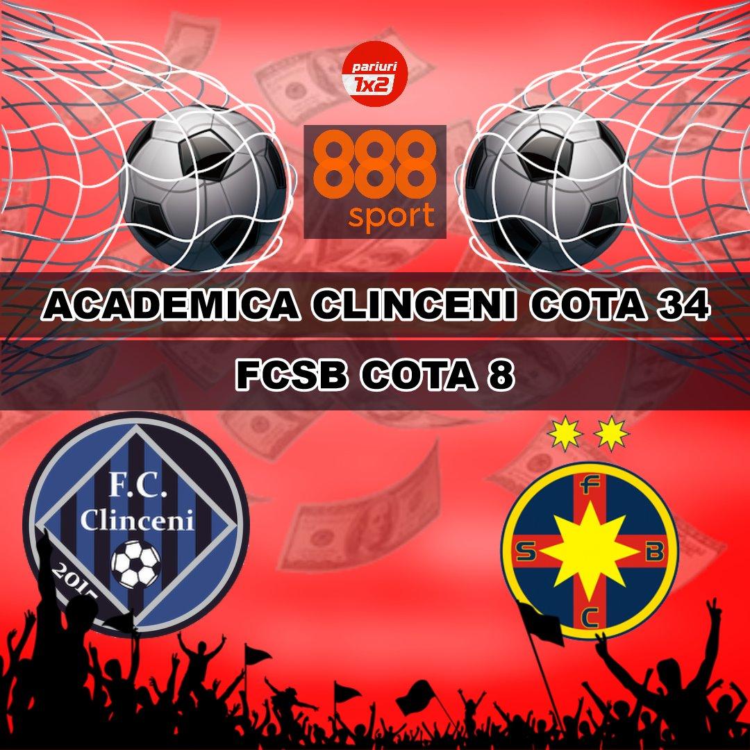 Academica Clinceni - FCSB
