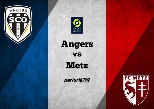 Angers - Metz