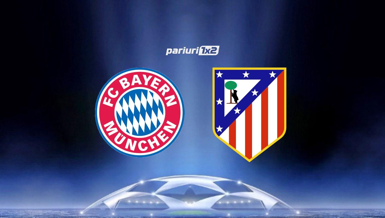 Bayern Munchen - Atletico