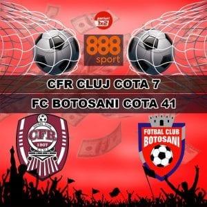 CFR Cluj - FC Botosani