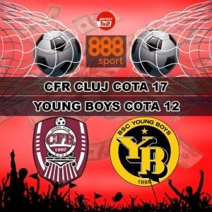 CFR Cluj - Young Boys 2