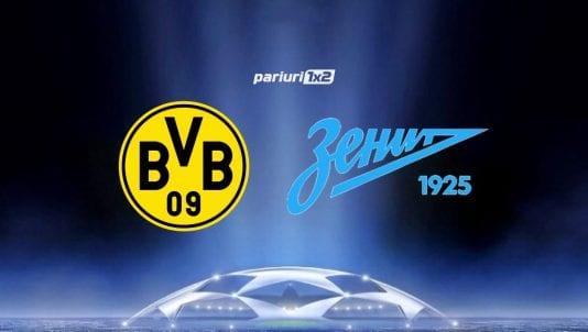 Dortmund - Zenit