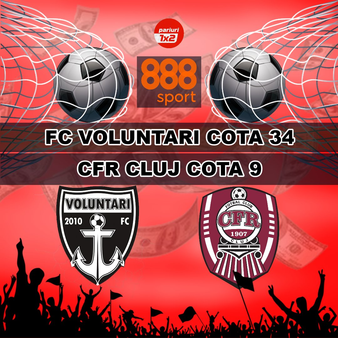 FC Voluntari - CFR Cluj