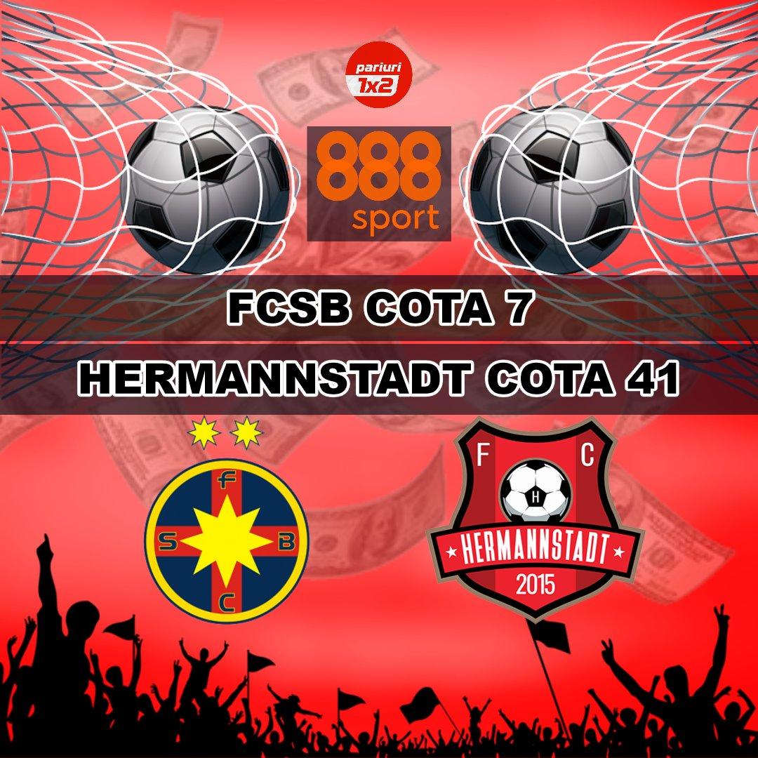 FCSB - Hermannstadt