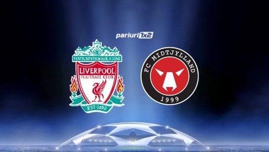 Liverpool - Midtjylland