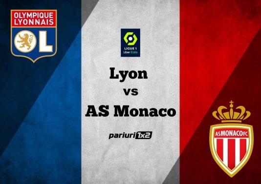 Lyon - AS Monaco