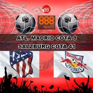 Madrid - RB Salzburg
