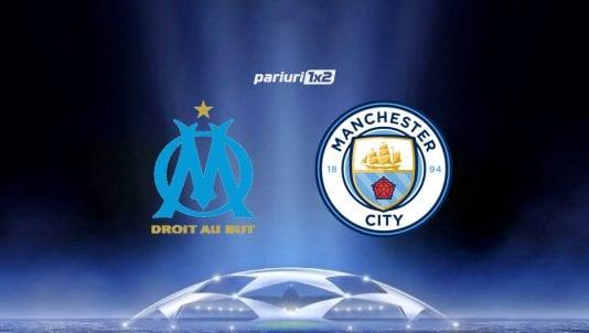 Marseille - Manchester City