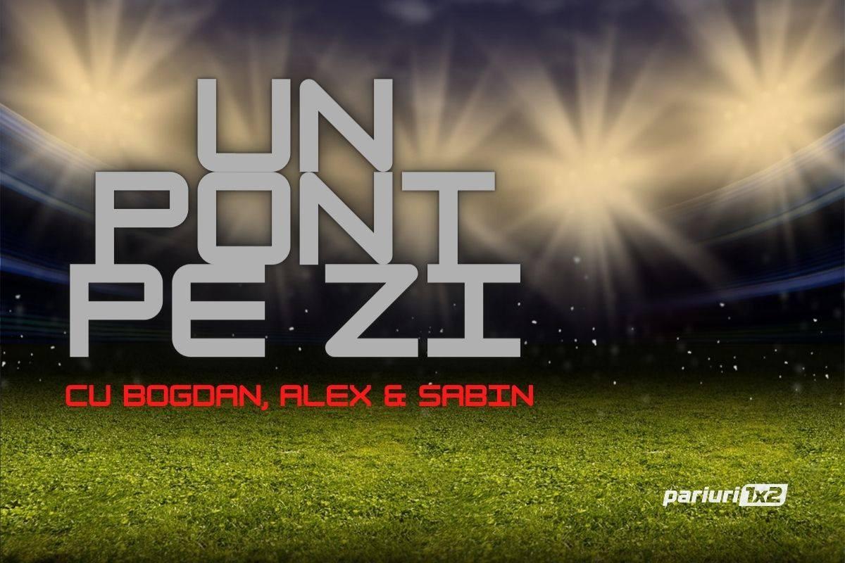 """(VIDEO) PONTURILE ZILEI » 19 variante de la redactorii P1X2.RO pentru joi! Selectii din fotbal, baschet si hochei in drumul spre """"verde""""!"""
