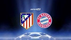 Atletico - Bayern Munchen