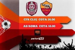 CFR Cluj - AS Roma