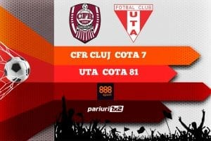 CFR Cluj - UTA