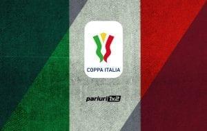 Ponturi fotbal » Top 5 pronosticuri pentru Cupa Italiei de miercuri!