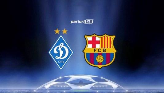 Dinamo Kiev - FC Barcelona
