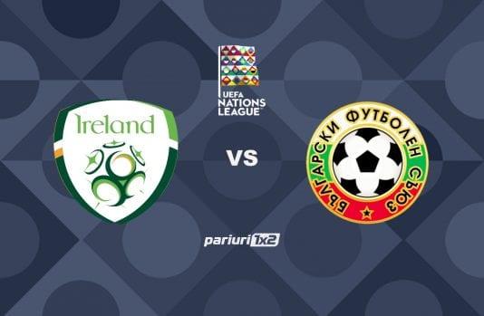 Irlanda - Bulgaria