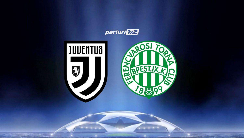 Juventus - Ferencvaros