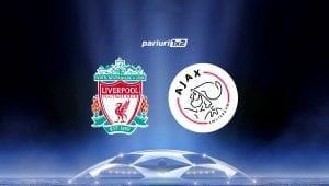 Liverpool - Ajax