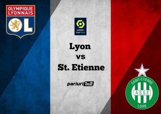Lyon - St. Etienne