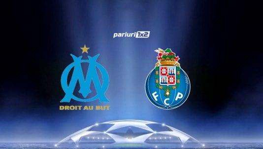 Ol. Marseille - FC Porto