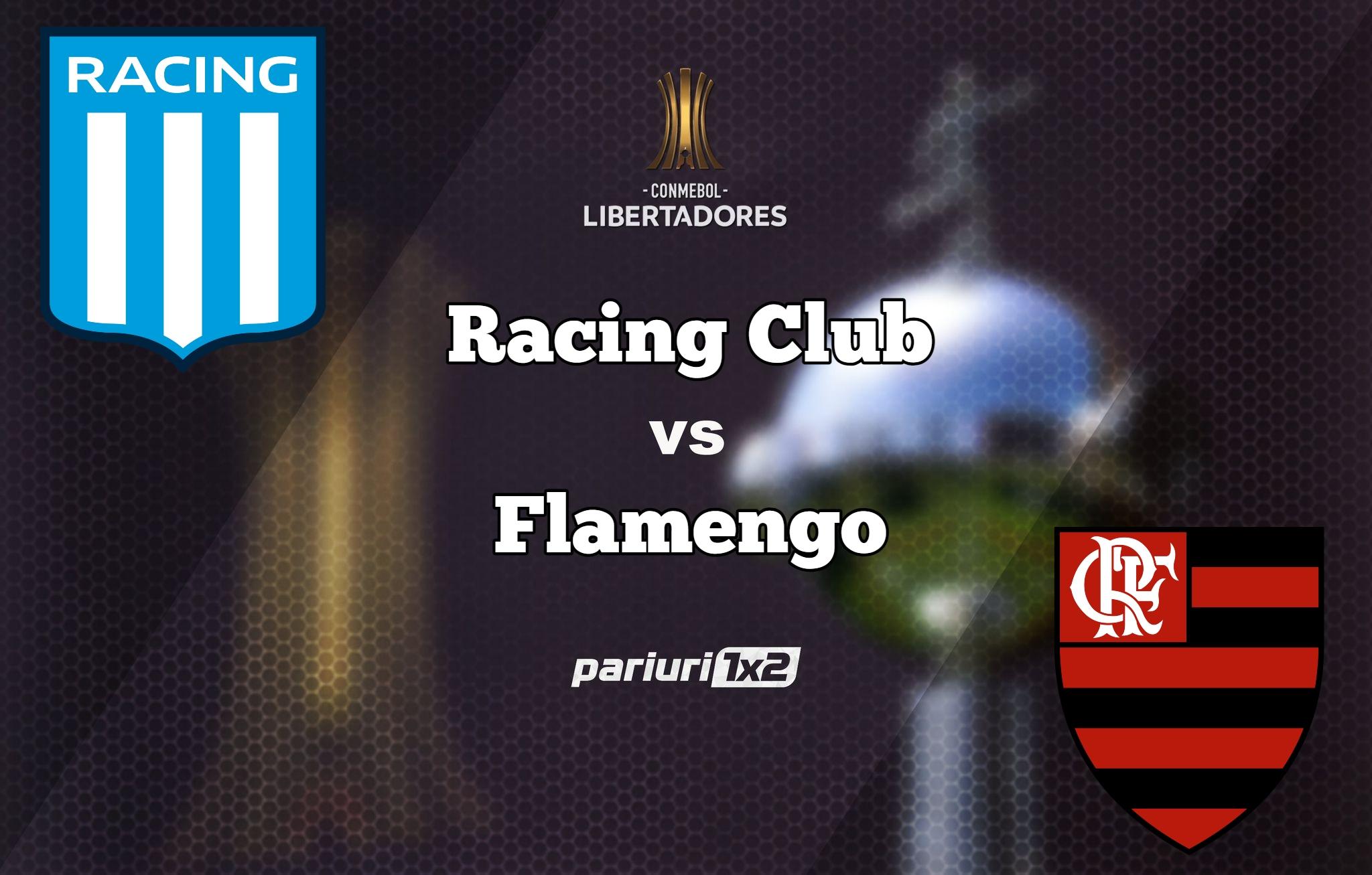 Racing Club - Flamengo