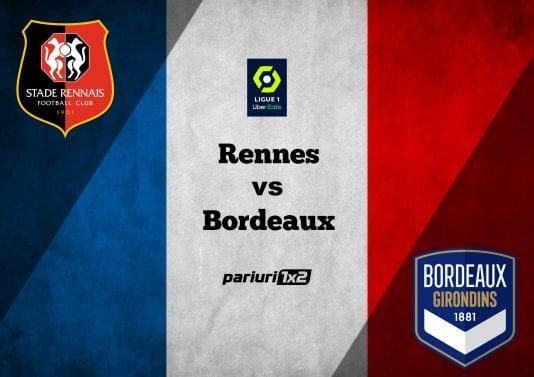 Rennes - Bordeaux