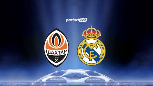 Sahtior - Real Madrid