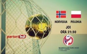 Norvegia - Polonia