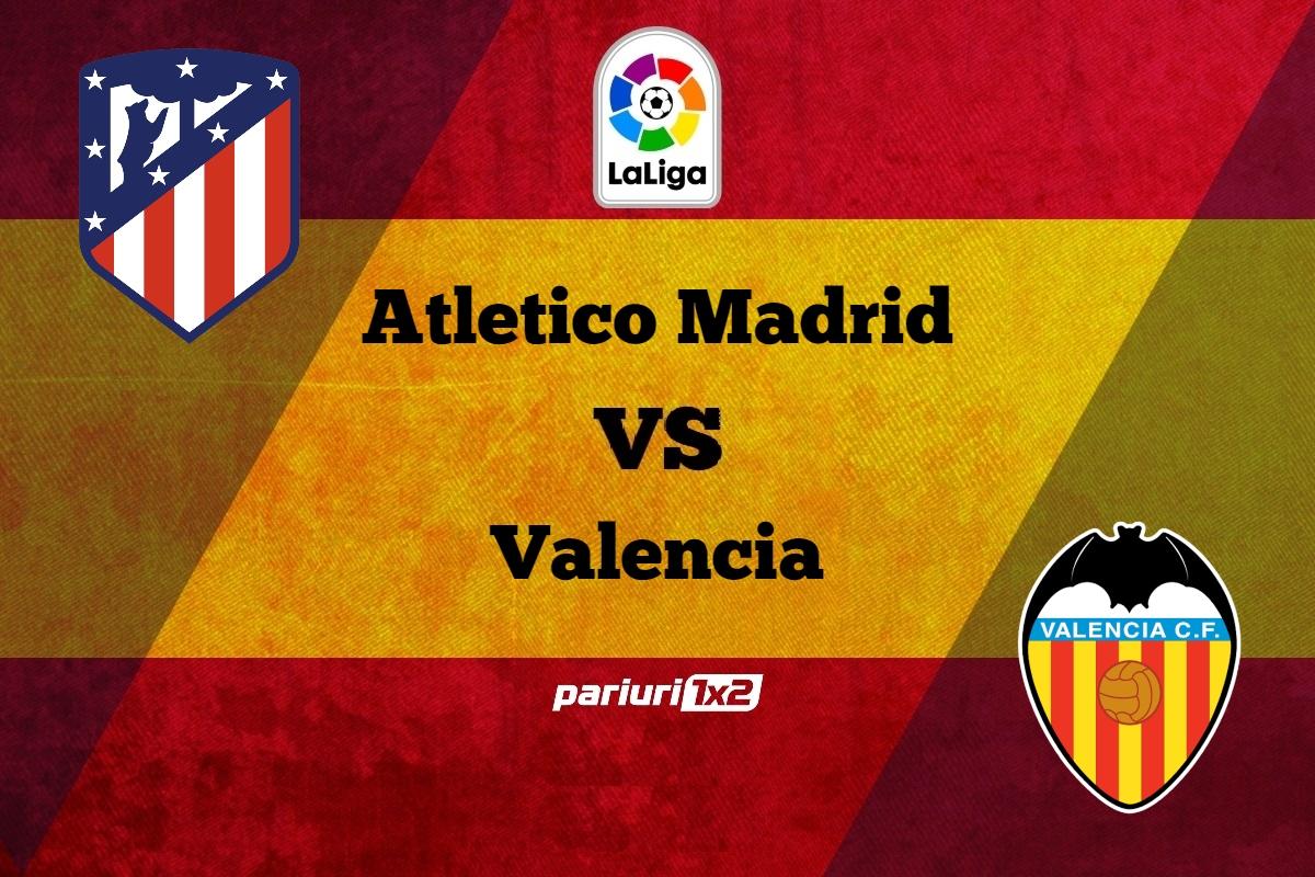 Atletico - Valencia