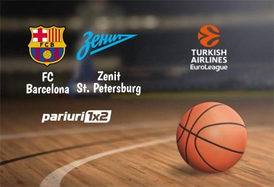 Barcelona - Zenit