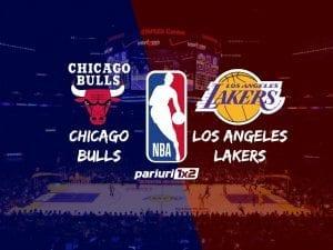 Bulls - Lakers