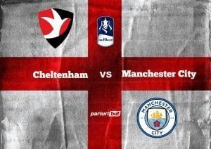 Cheltenham - Manchester City