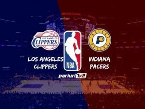 Clippers - Pacers