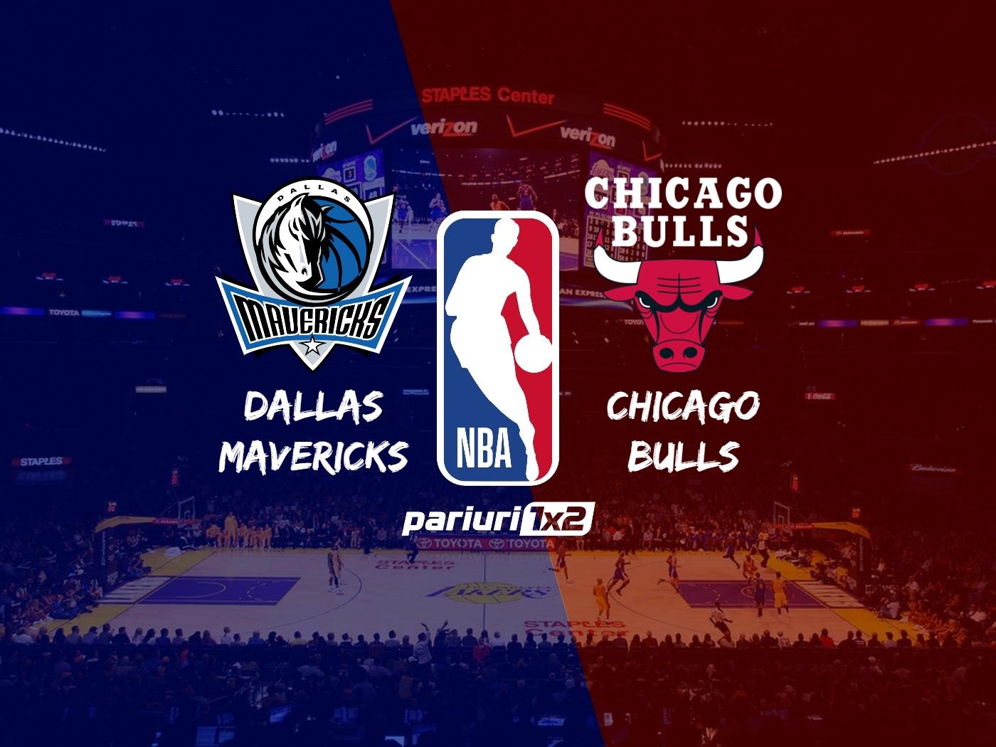 Mavericks - Bulls