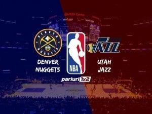 Nuggets - Jazz