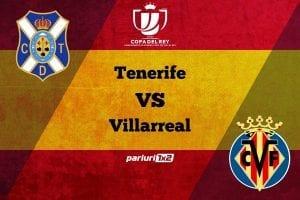 Tenerife - Villarreal